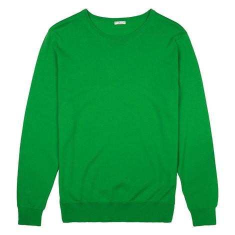Bluemint Erkek Yeşil Triko