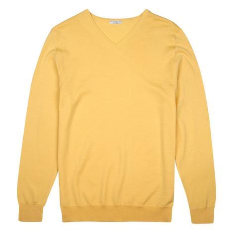 Bluemint Erkek Sarı Triko