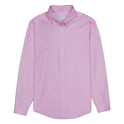 Bluemint Erkek Pembe Oxford Gömlek