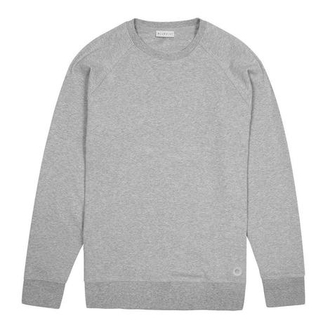 Bluemint Erkek Gri Sweatshirt