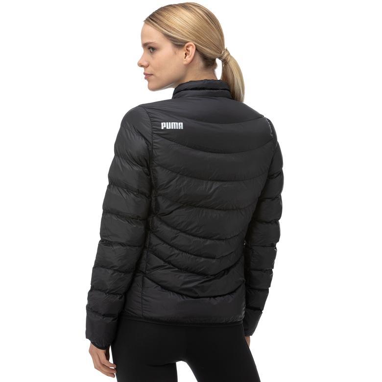 Puma Ultralight Warmcell Kadın Siyah Mont