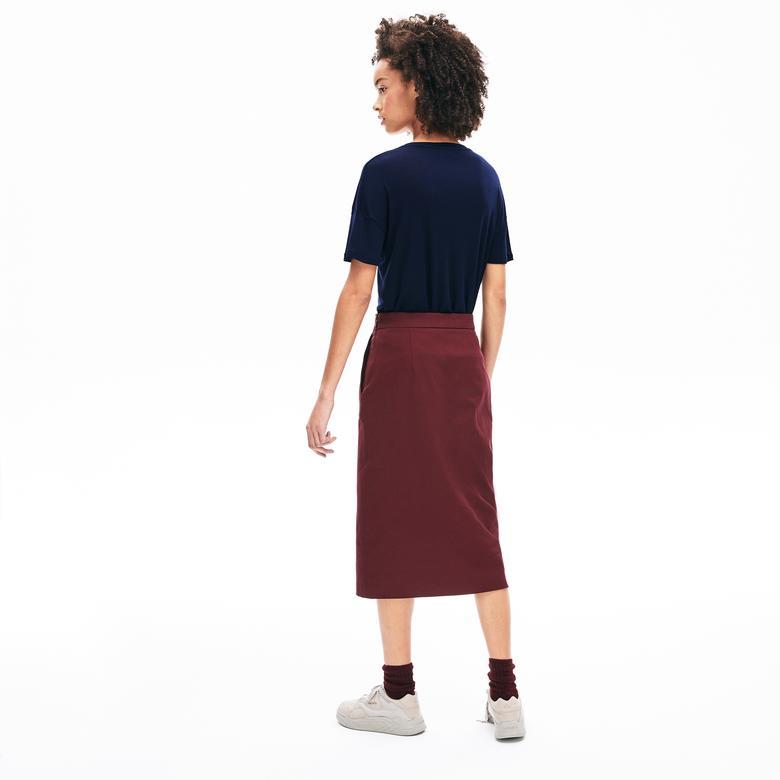 Lacoste Motion Kadın Lacivert T-Shirt