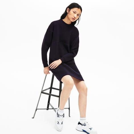 Lacoste Motion Kadın Lacivert Elbise