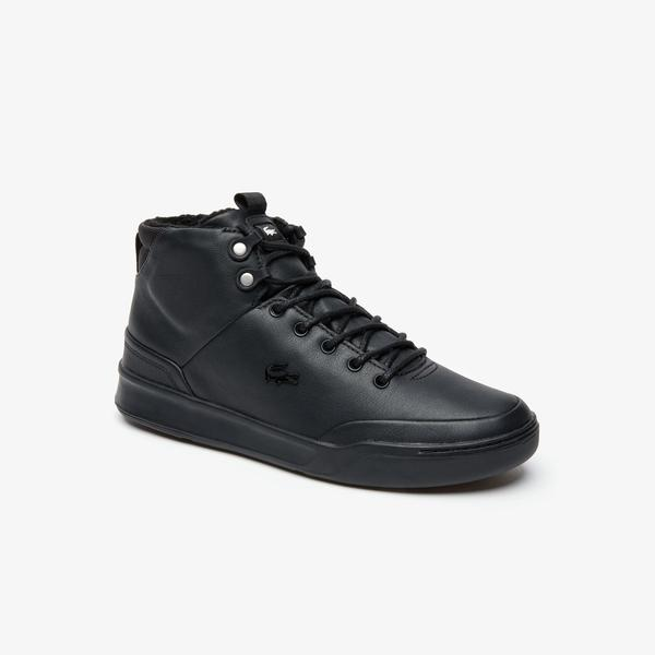 Lacoste Erkek Siyah Ayakkabı