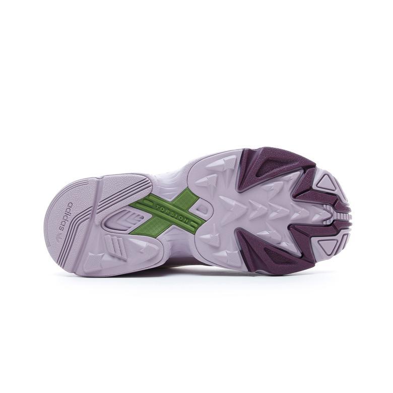 adidas Falcon Zip Kadın Mor Spor Ayakkabı