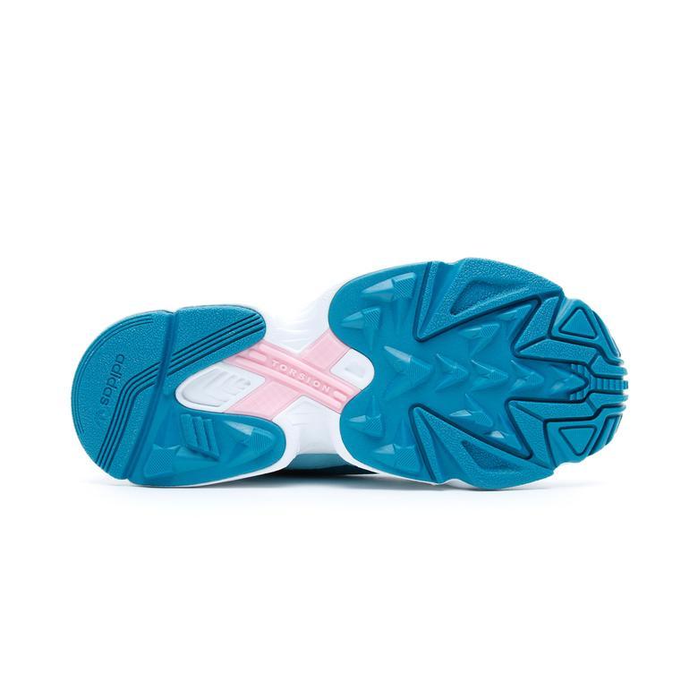 adidas Falcon Kadın Mavi Spor Ayakkabı