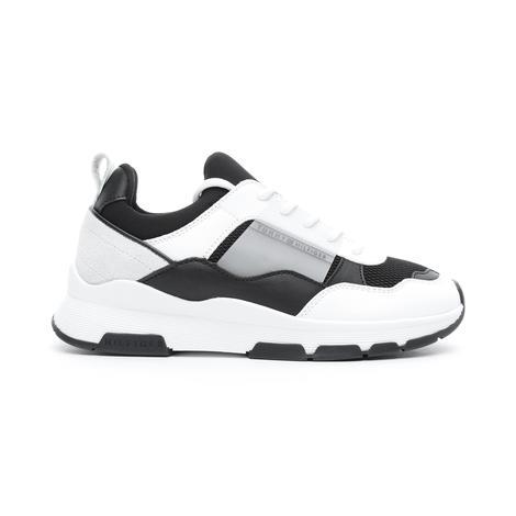 Tommy Hilfiger Lifestyle Kadın Siyah - Beyaz Spor Ayakkabı