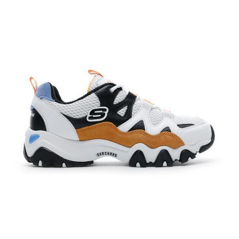 Skechers D'Lites 2.0 Beyaz Kadın Spor Ayakkabı