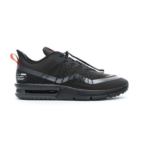 Nike Air Max Sequent 4 Utility Siyah Erkek Spor Ayakkabı