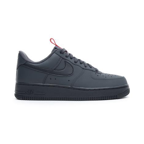 Nike Air Force 1 '07 Siyah Erkek Spor Ayakkabı