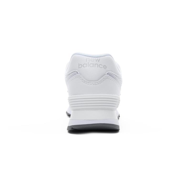 New Balance Unisex Beyaz Spor Ayakkabı