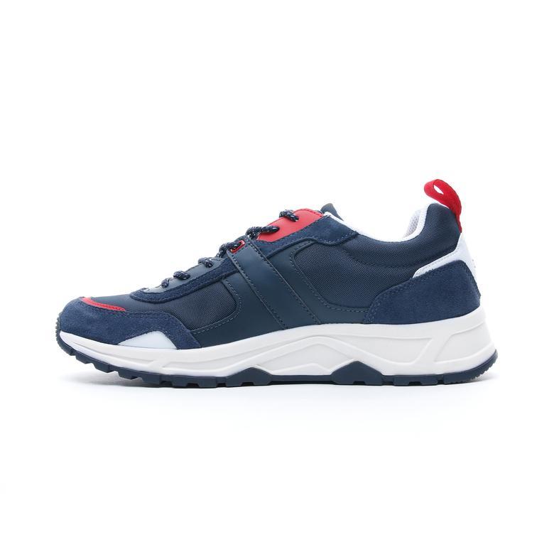 Tommy Hilfiger Fashion Mix Erkek Lacivert Spor Ayakkabı
