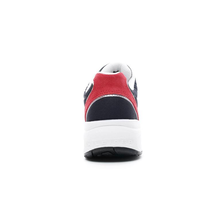 Tommy Hilfiger Heritage Kadın Lacivert Spor Ayakkabı
