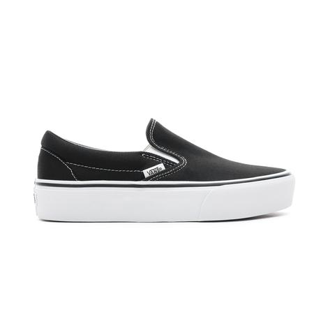 Vans Classic Slip-On Platform Siyah Kadın Sneaker