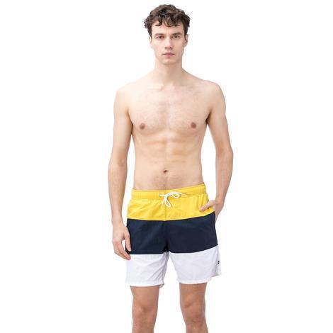 Nautica Erkek Sarı Uzun Mayoşort