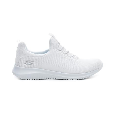 Skechers Ultra Flex Kadın Beyaz Spor Ayakkabı