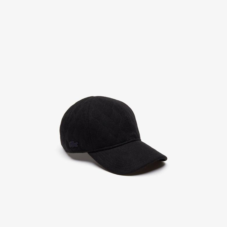 Lacoste Unisex Siyah Yünlü Şapka