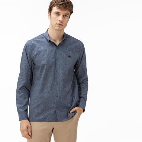 Lacoste Motion Erkek Regular Fit Mavi Gömlek