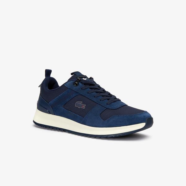 Lacoste Joggeur 2.0 319 1 Sma Erkek Mavi Sneaker