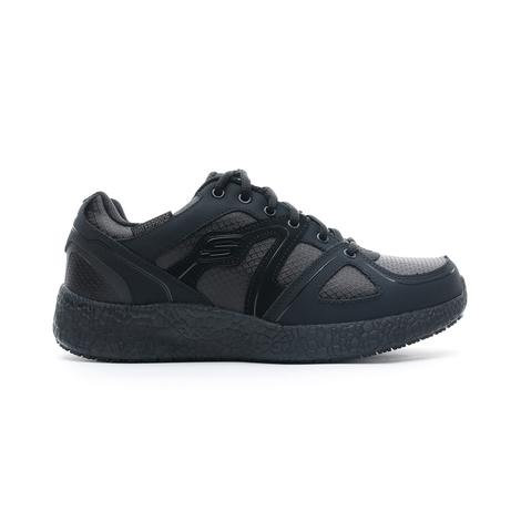 Skechers Burst Sr Erkek Siyah Ayakkabı