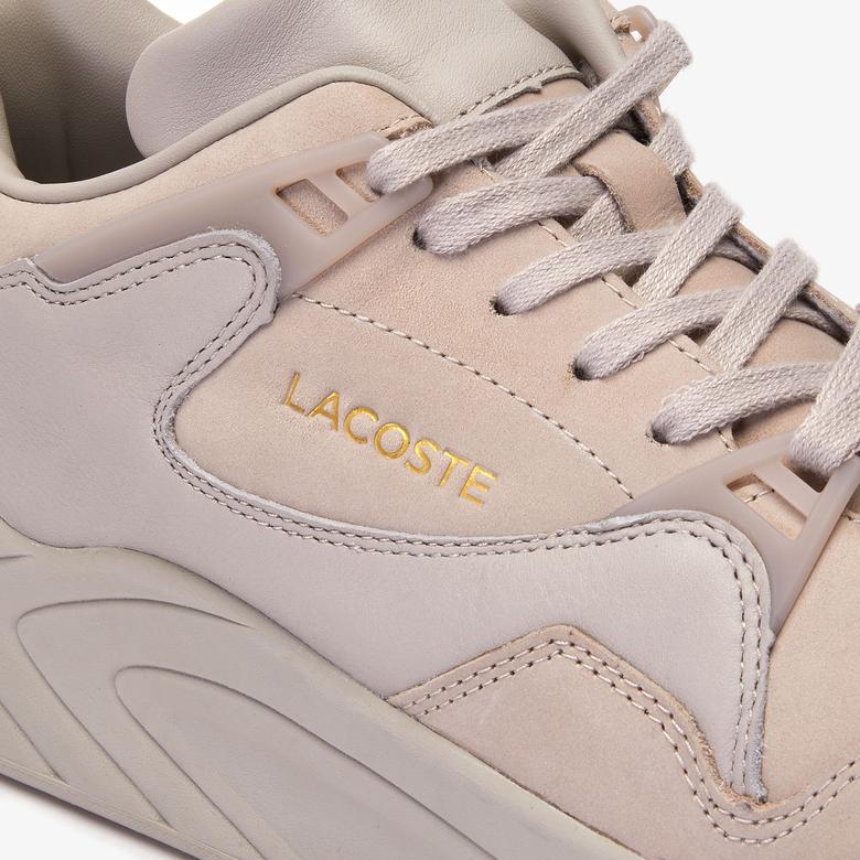 Lacoste Court Slam 419 1 Sma Erkek Pembe - Gri Sneaker