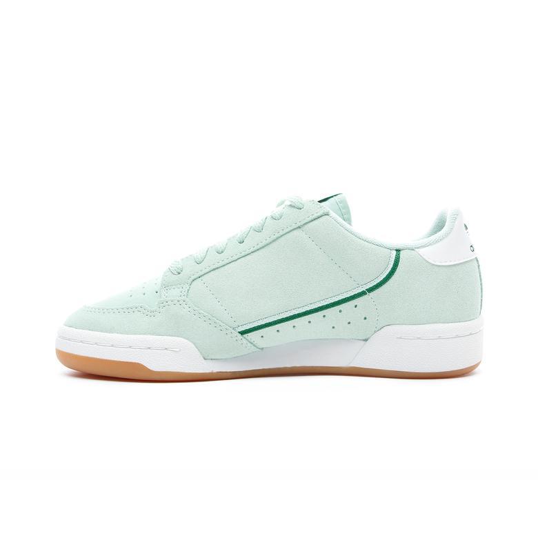 adidas Continental 80 Kadın Yeşil Spor Ayakkabı