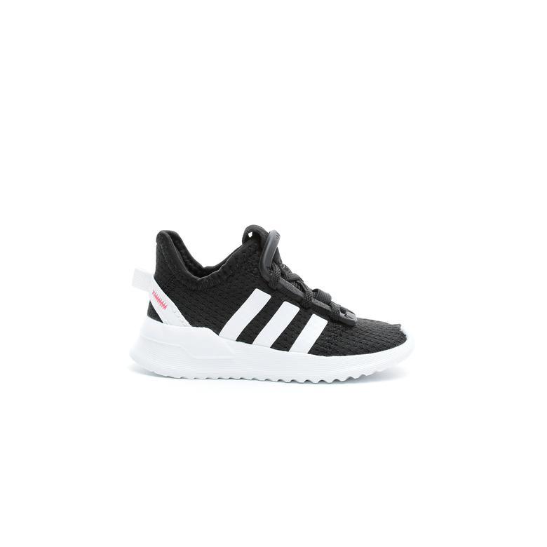 adidas U_Path Run Siyah Çocuk Spor Ayakkabı
