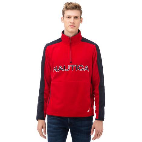Nautica Erkek Kırmızı Sweatshirt