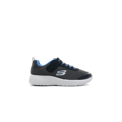 Skechers Dynamight Siyah Çocuk Spor Ayakkabı