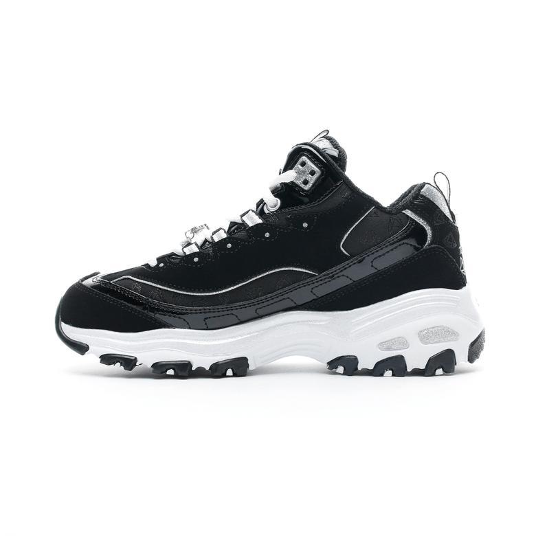 Skechers D'Lites-Style Revamp Siyah Kadın Spor Ayakkabı