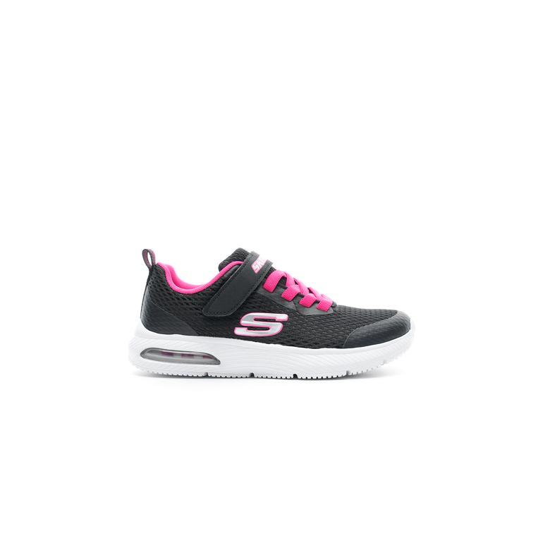 Skechers Dyna-Air Siyah Çocuk Spor Ayakkabı