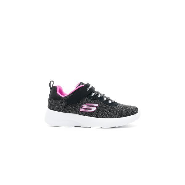 Skechers Dynamight 2.0 Siyah Çocuk Spor Ayakkabı