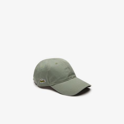 Lacoste Unisex Yeşil Bere