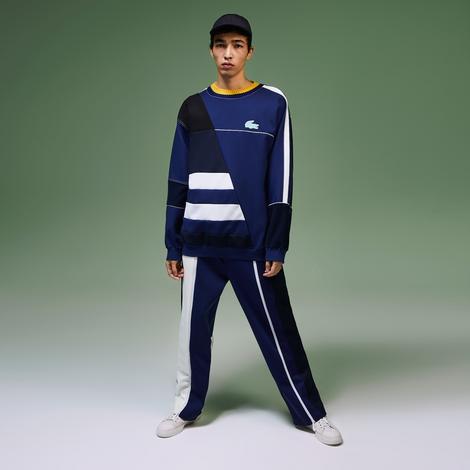 Lacoste Fashion Show Unisex Laivert Eşofman Altı