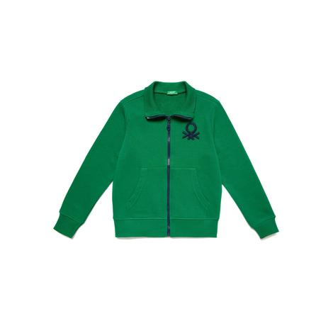 Benetton Çocuk Logo Sweatshirt