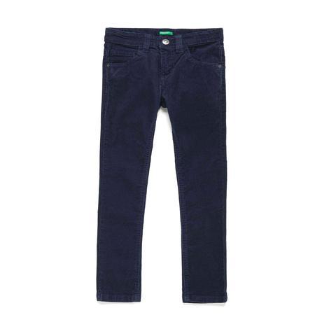 Benetton Çocuk 5 Cep Kadife Pantolon