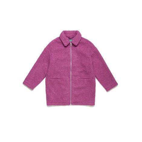 Benetton Çocuk Daralan Kesim Palto