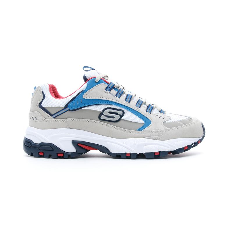 Skechers Stamina Beyaz Erkek Spor Ayakkabı