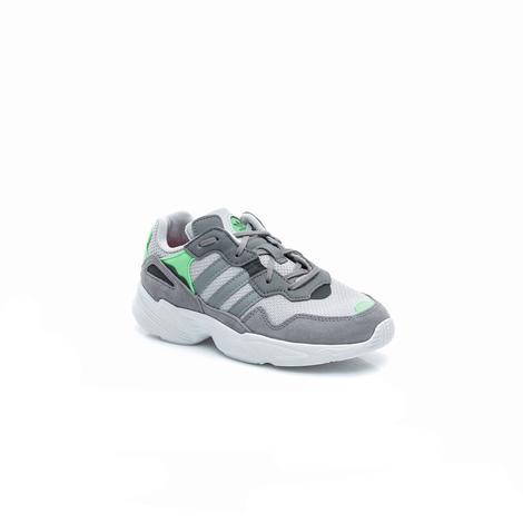 adidas Originals Yung-96 C Çocuk Gri Spor Ayakkabı