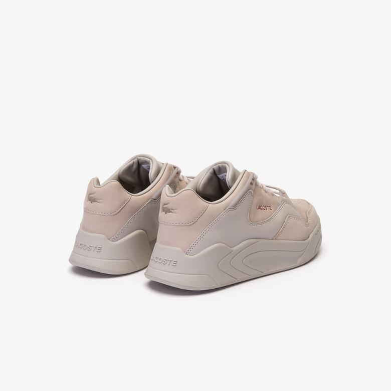 Lacoste Court Slam 419 1 Sfa Kadın Pembe - Gri Sneaker