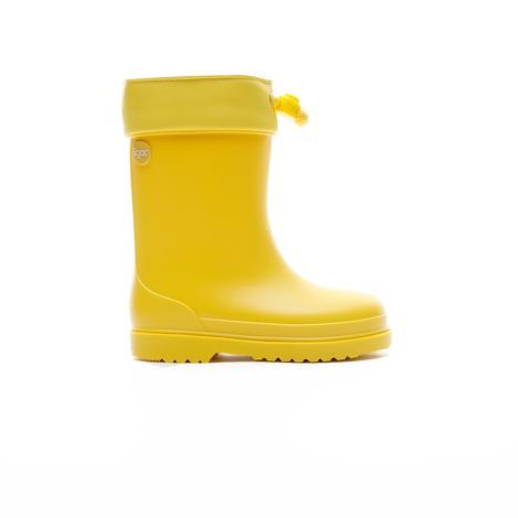 Igor Chufo Cuello Sarı Çocuk Yağmur Botu