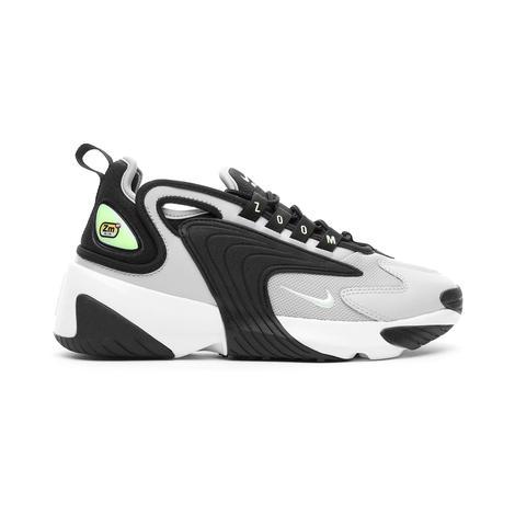Nike Zoom 2K Kadın Gri-Siyah Spor Ayakkabı