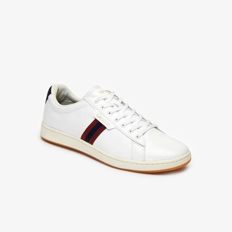 Lacoste Carnaby Evo Erkek Beyaz Spor Ayakkabı