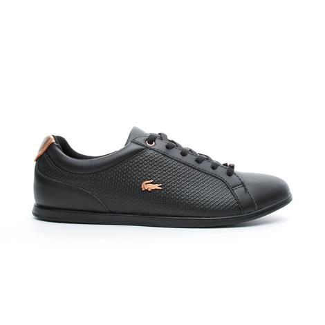 Lacoste Rey Lace Kadın Siyah Günlük Ayakkabı