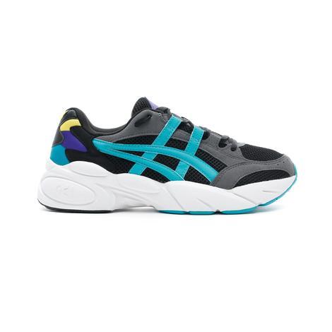 Asics Gel-BND Erkek Siyah-Mavi Spor Ayakkabı