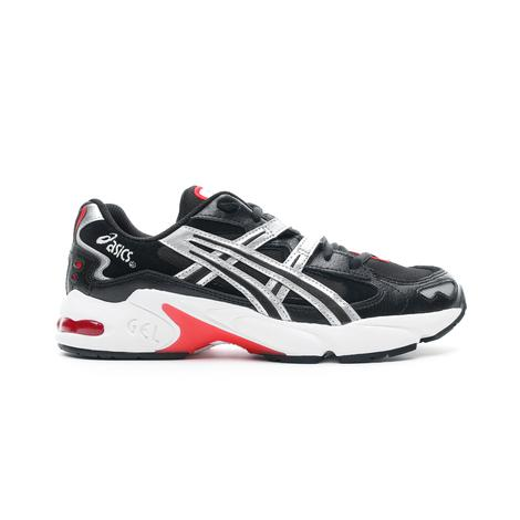 Asics Gel-Kayano 5 OG Siyah-Gümüş Unisex Spor Ayakkabı