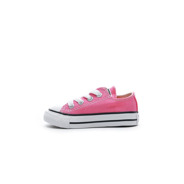 Converse Chuck Taylor All Star Bebek Pembe Sneaker