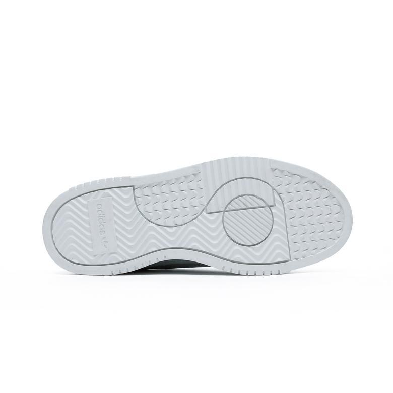adidas Supercourt Kadın Gri Spor Ayakkabı