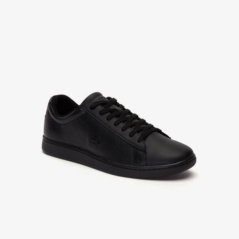 Lacoste Carnaby Evo 319 9 Sma Erkek Siyah Sneaker