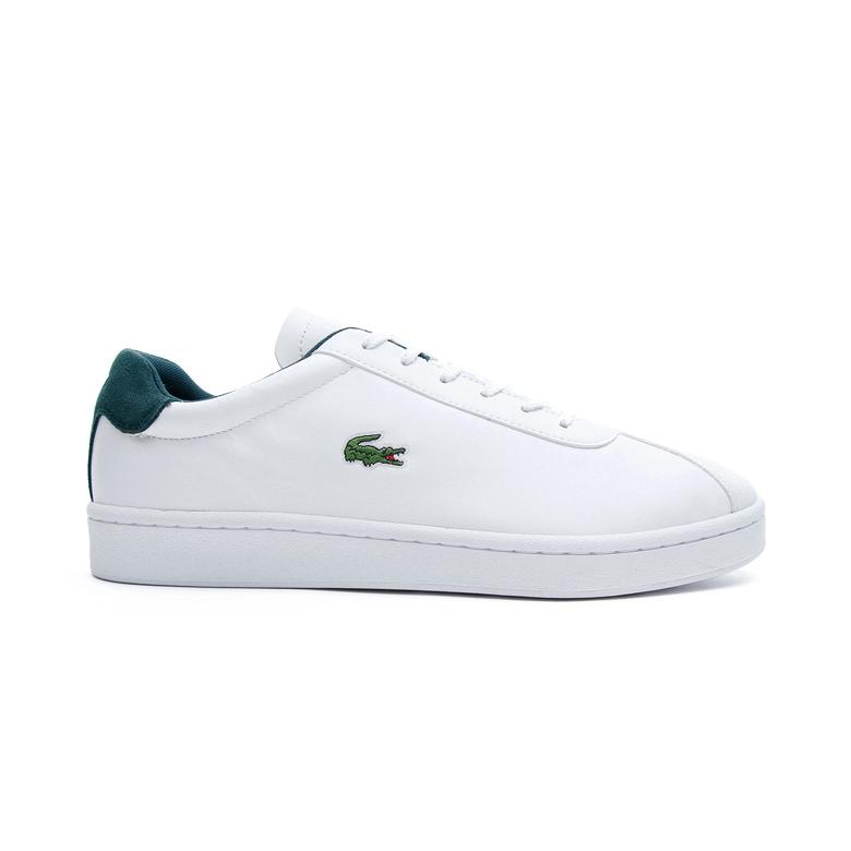 Lacoste Masters Erkek Beyaz Spor Ayakkabı